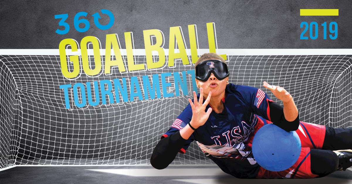 360 Goalball Tournament