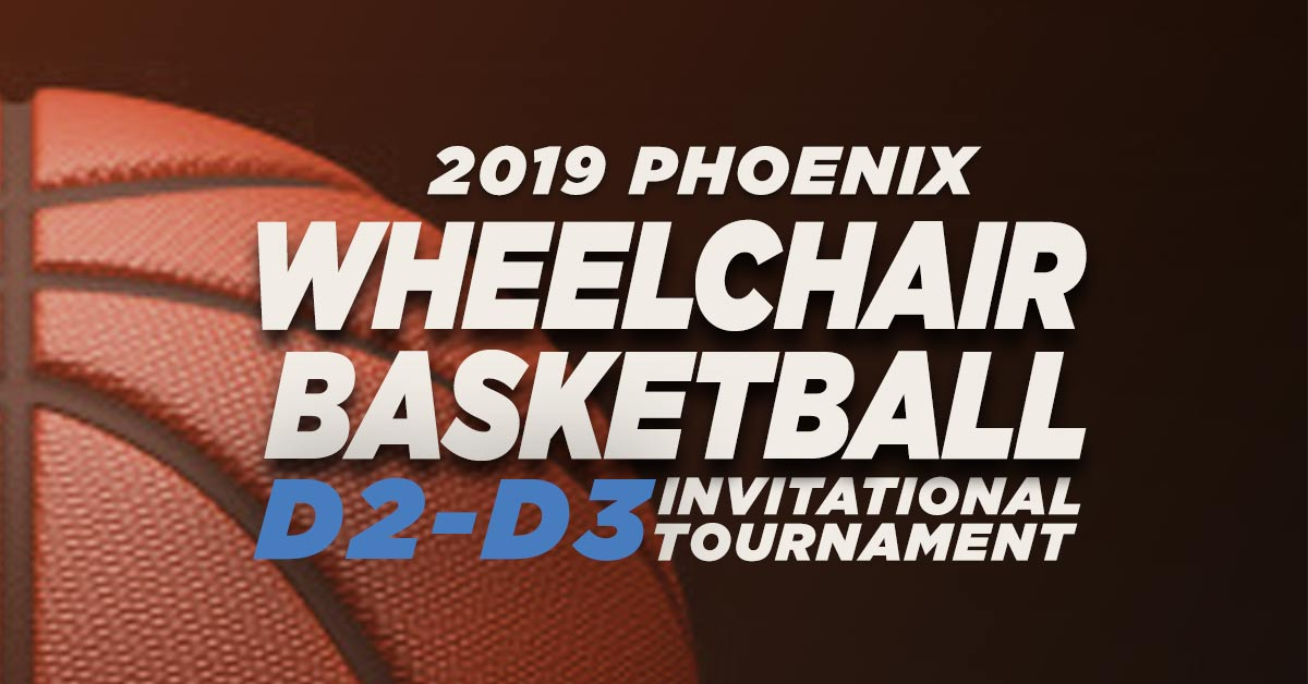 Wheelchair Basketball d2 - d3 Tournament