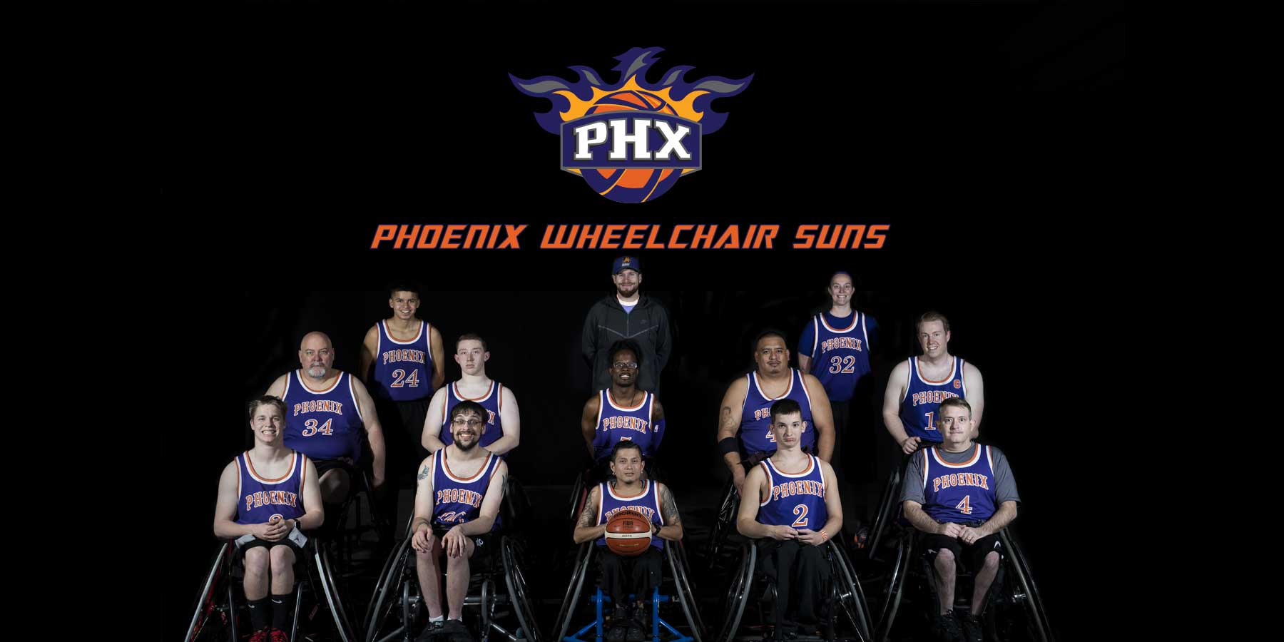 Phoenix Wheelchair Suns