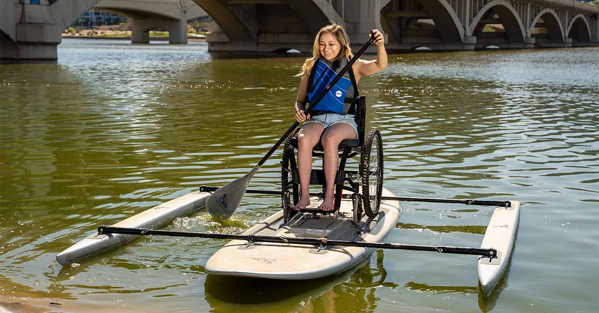 2019 Breaking Barriers For Youth Of All Abilities