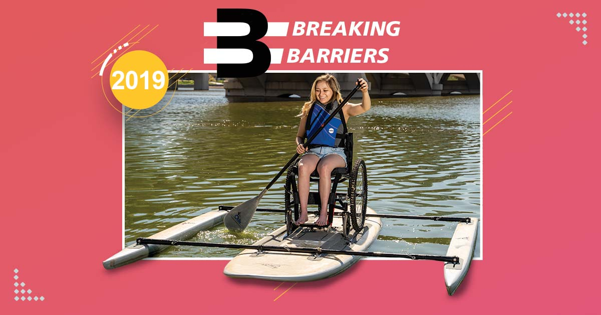 2019 Breaking Barriers