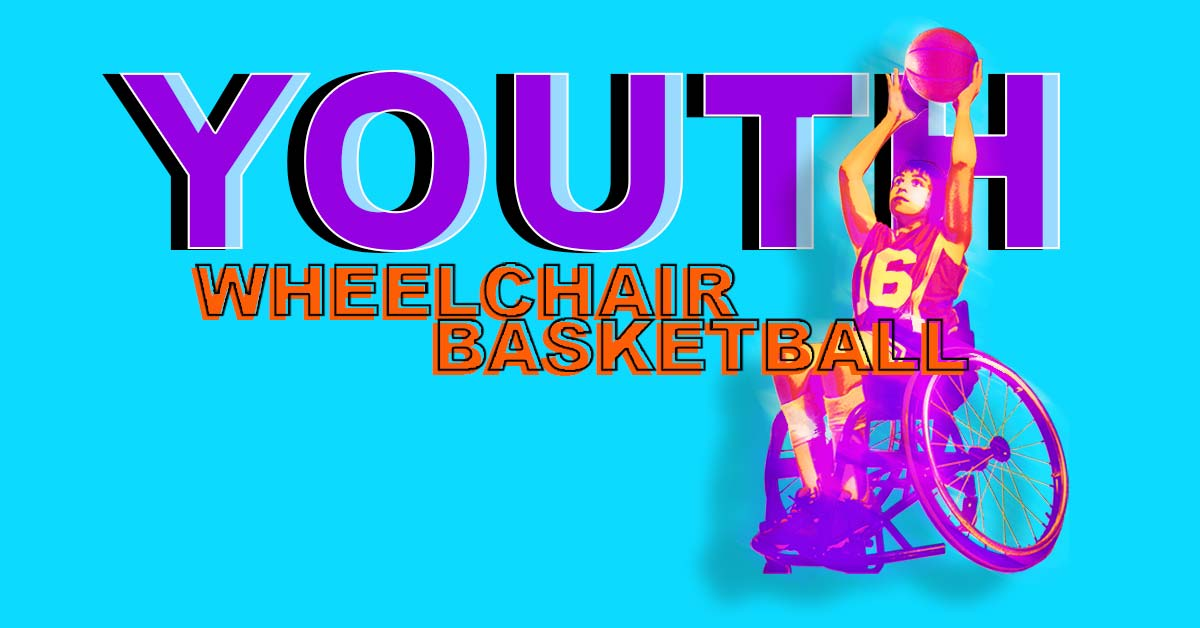 Youth Wheelchair Basketball