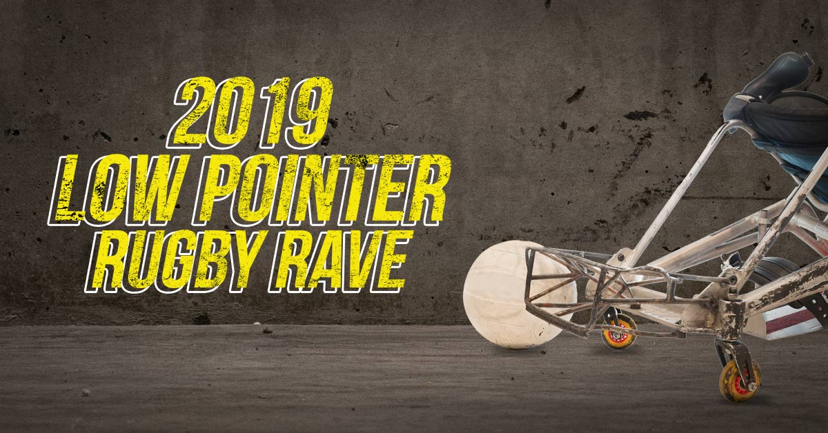 Low Pointer Rugby Rave