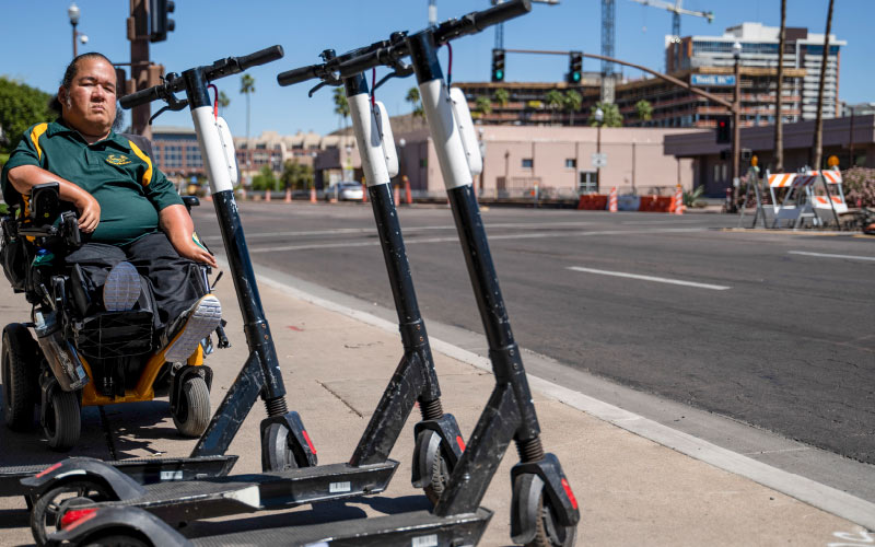 LivAbility Story Scooters