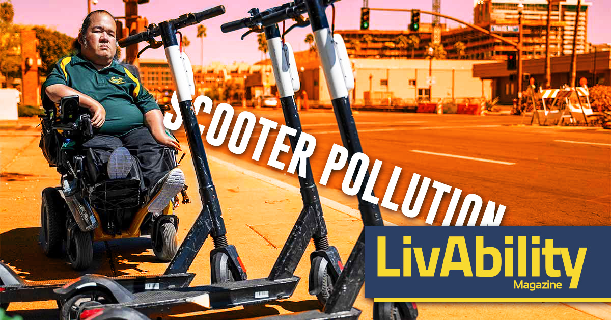 Scooter Pollution