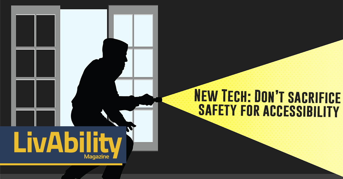 Home Security and Accessible Home Protection