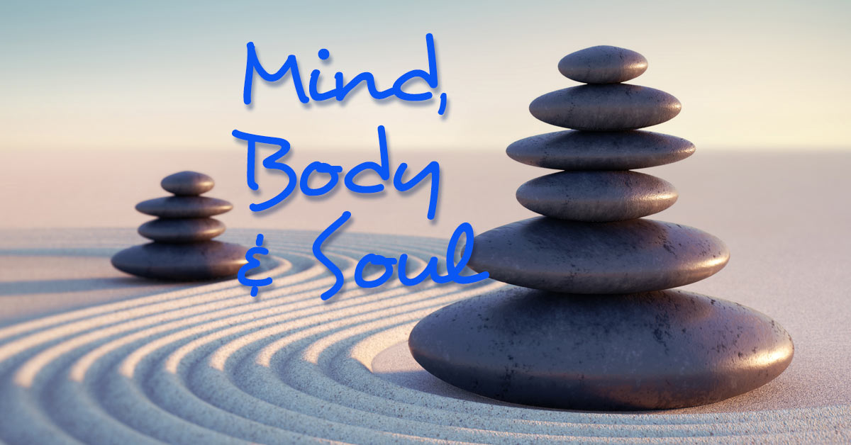 Mind, Body & Soul workshop