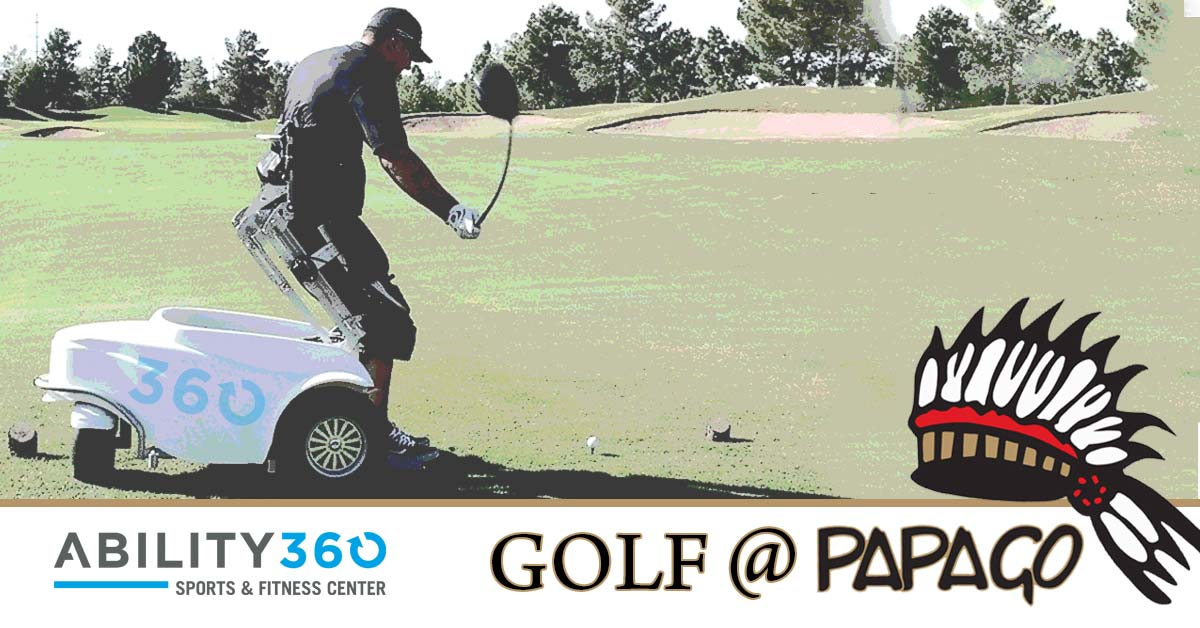 Ability360 Sports and Fitness Center, Golf at Papago
