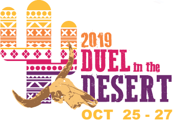 Bank of America presents the 2018 Duel in the Desert, October 19-21