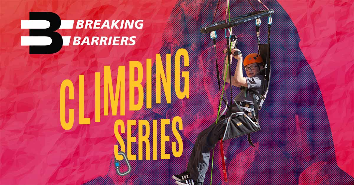 Breaking Barriers, Climbing Series