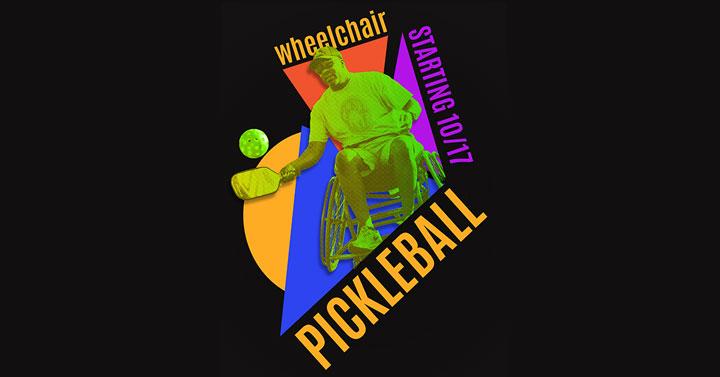 2019 Wheelchair Pickleball