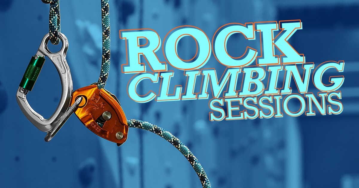 Rock Climbing Sessions