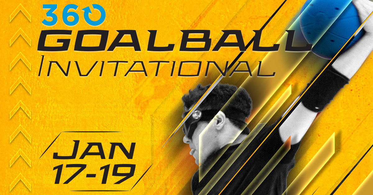 Media Alert: 2020 Goalball Tournament