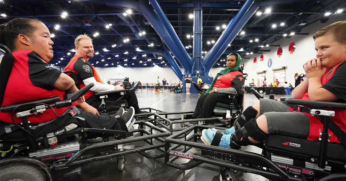 Ability360 Power Soccer on the Rise