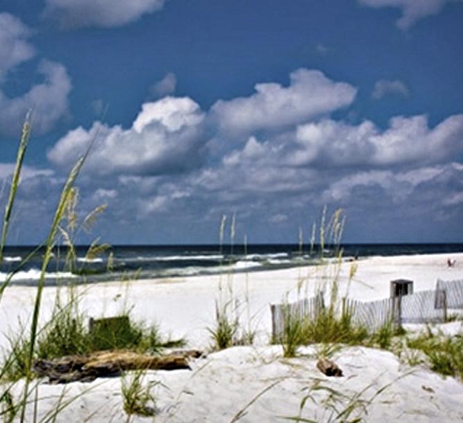 Beach Then