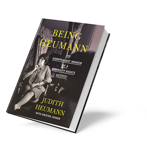 Being Heumann Book Cover
