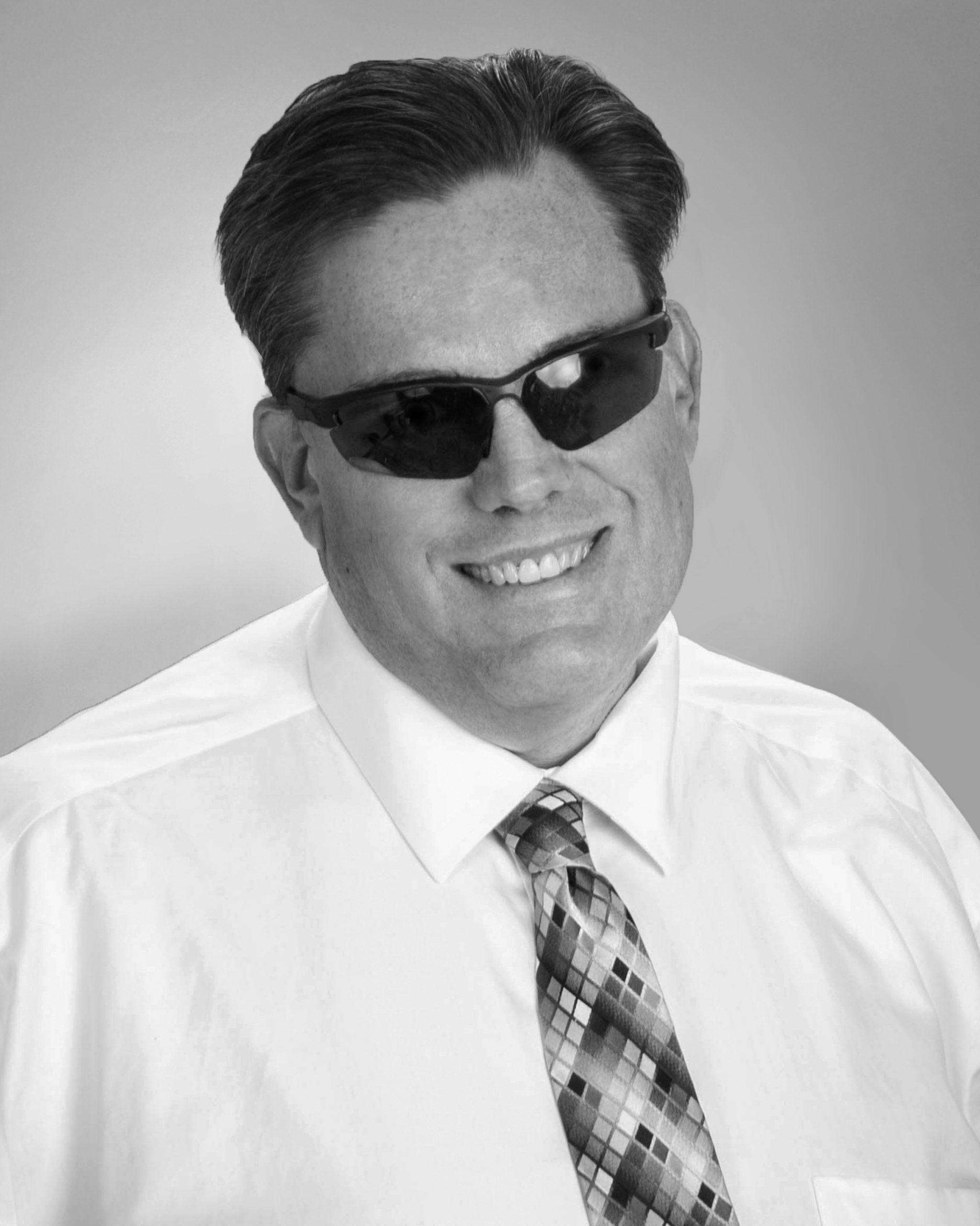 Headshot of Ron Brooks