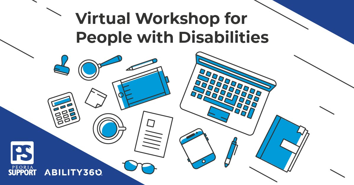 Virtual Workshop for People with Disabilities