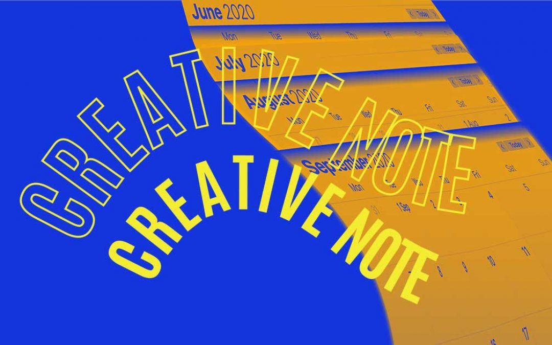 Edition 21 Creative Note