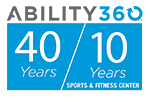 Ability360 40 Years, Sports and Fitness 10 Years