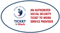 Social Security Administration Ticket to Work, an authorized social security ticket to work service provider