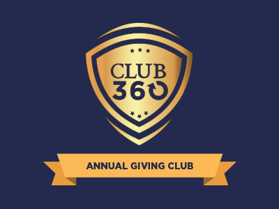 Club 360 Annual Giving Club
