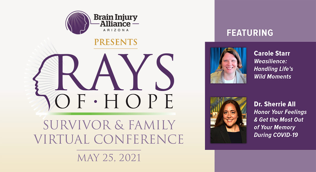BIAAZ Rays of Hope Virtual Conference