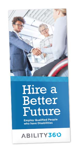 Employment Services - Employer Brochure Cover