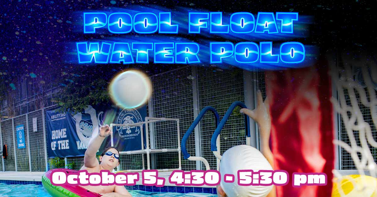 Pool Float Water Polo