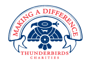 Making a Difference, Thunderbirds Charities.
